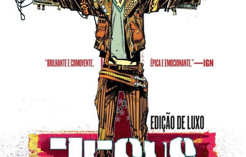 HQ: Punk Rock Jesus – Edição Luxo – CapaDura