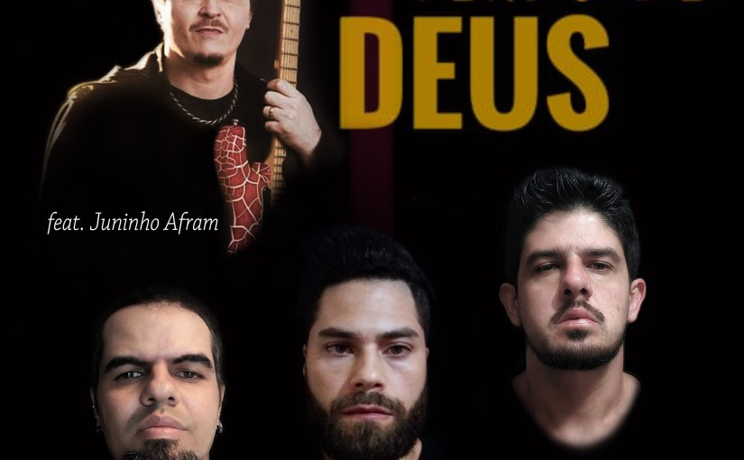 "Banda Sevenplan lança single ""Verbo de Deus"" com feat de Juninho Afram"